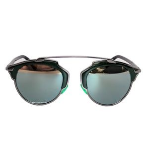 Dior Green So Real Sunglasses